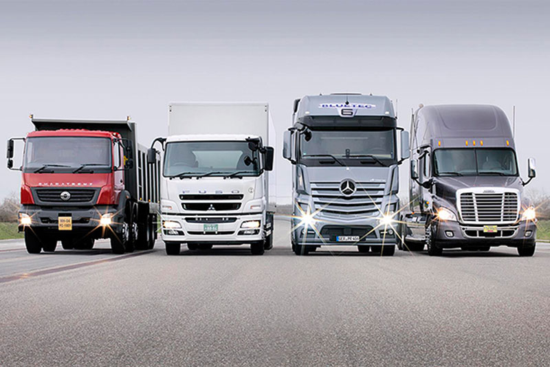 Daimler Trucks Plans Major Growth in NAFTA and Asia Regions