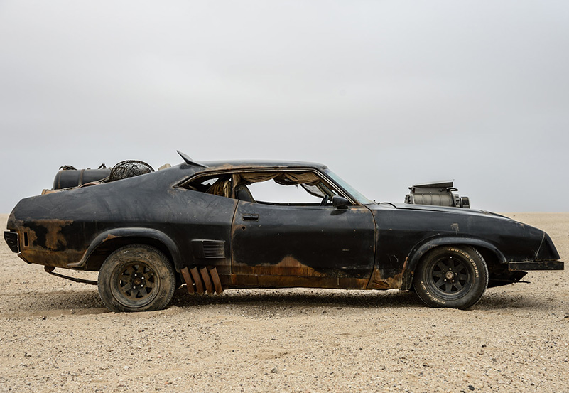the badass vehicles of mad max fury roadmad max\u0027s intercepter