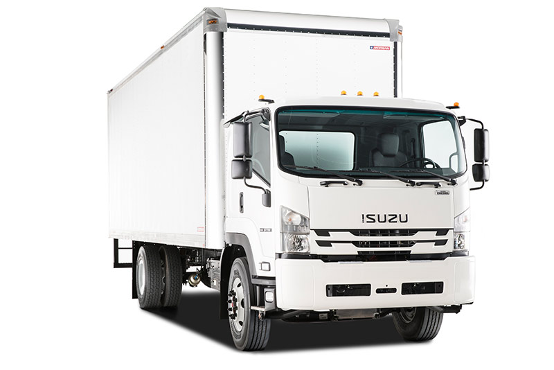 Izusu FTR 2017 Truck Full Body