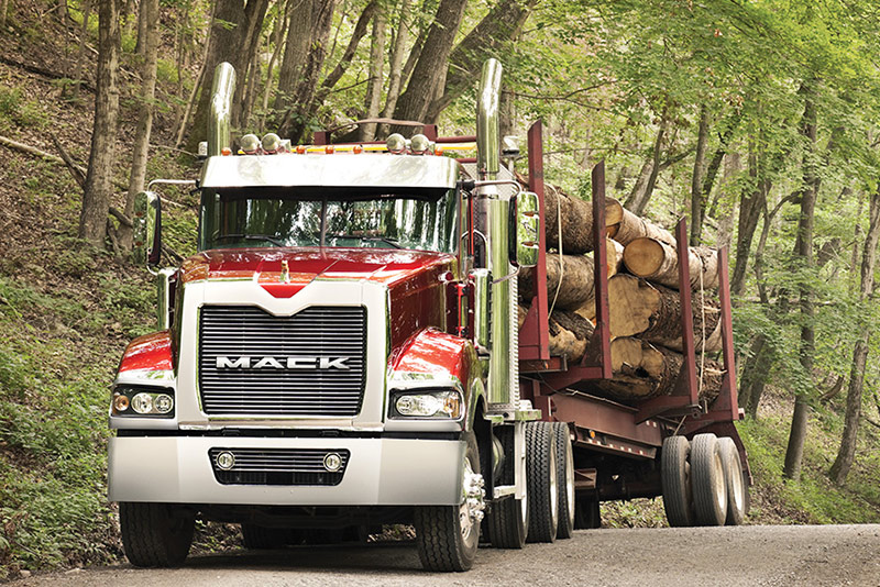 mack recalls 22 000 trucks for powertrain and steering