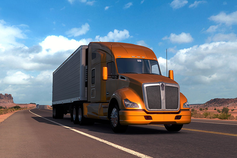 This Video Game Lets You Drive an 18-Wheel Truck | Trucks com