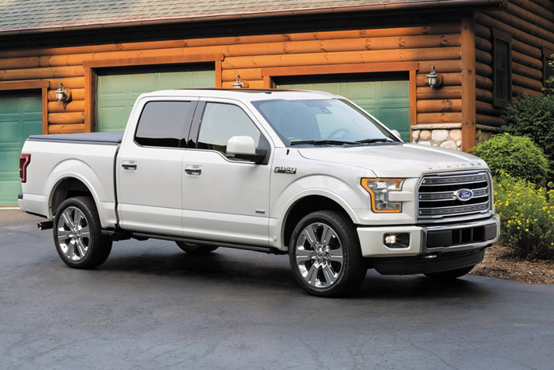 Ford Trucks 2016 >> Ford Recalls 5 000 Trucks And Suvs To Fix Driver Seat