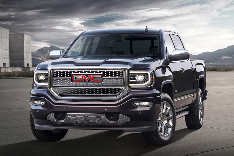 2016 Gmc Sierra Denali Photo