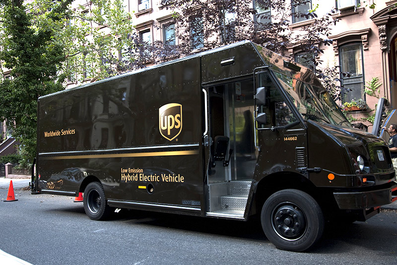 Ups Talks Drone Delivery Self Driving Trucks And Alternative Fuels