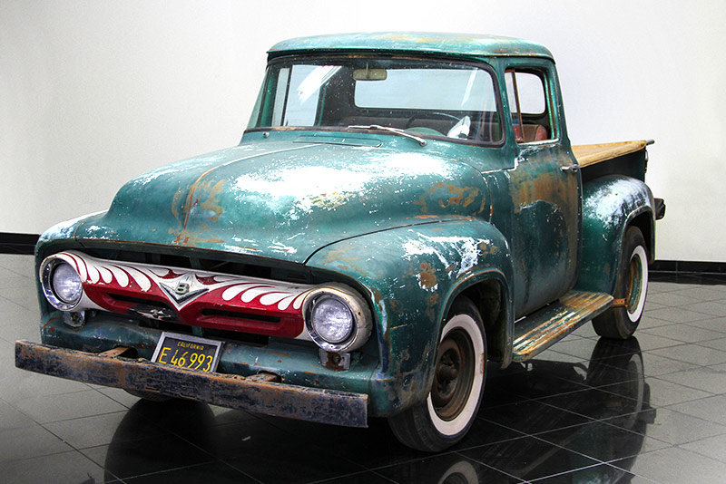 Long-Lost Ed Roth Ford F-100 Truck Is Slated for Restoration
