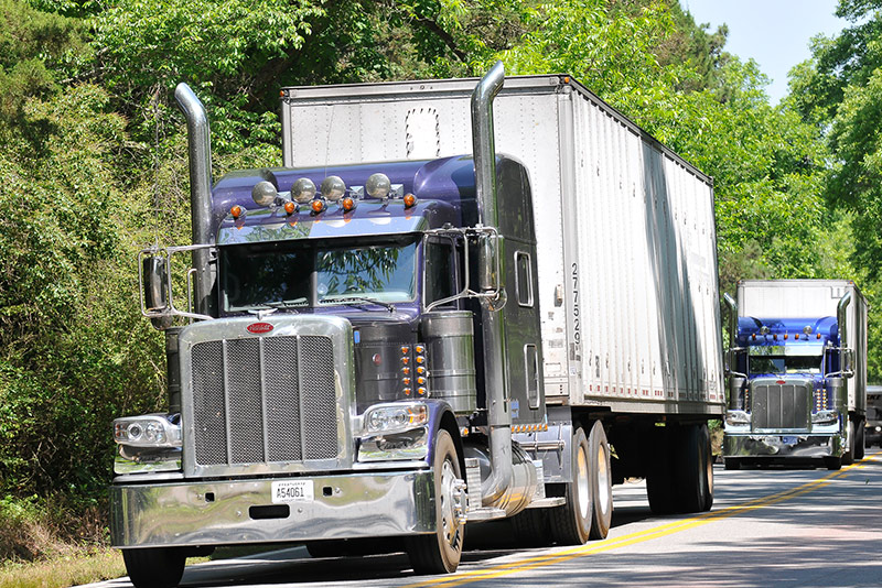 semi trucks fuel efficiency
