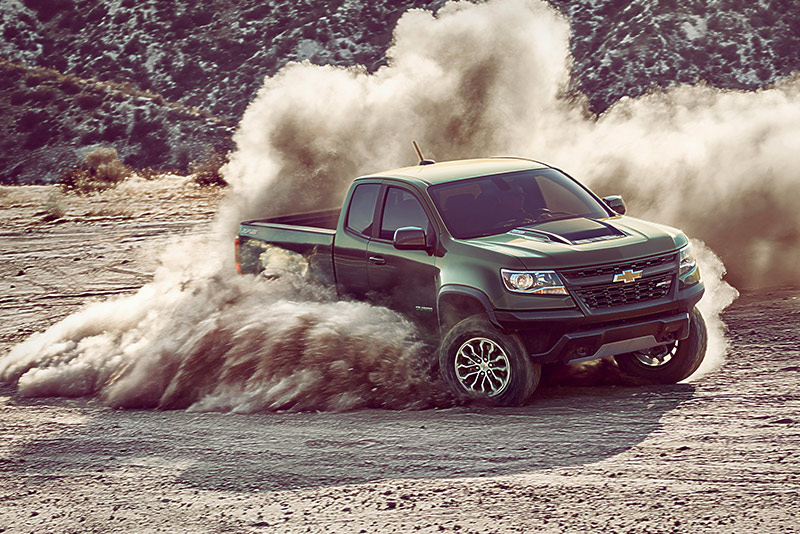 Chevrolet Colorado ZR2 Off-Road