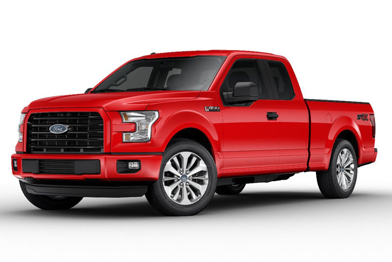 Ford Recalls 2017 F 150 Pickup Trucks For Instrument Defect