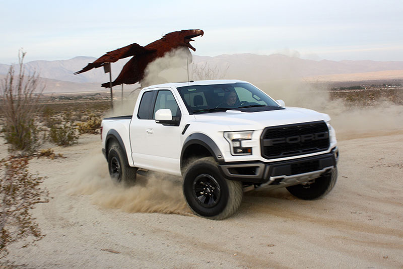 2017 Ford Raptor Off Road Photo Ryan