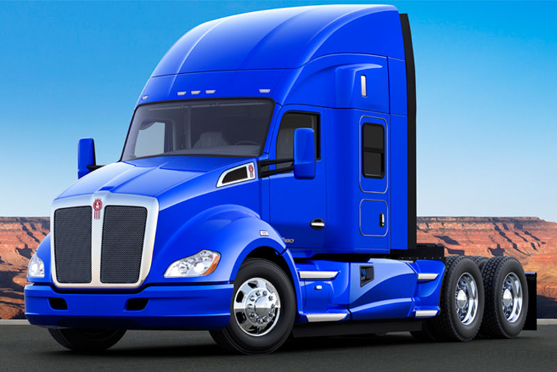 Paccar Makes Collison Avoidance Systems Standard on Some