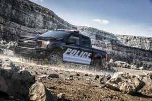 Ford F-150 police version