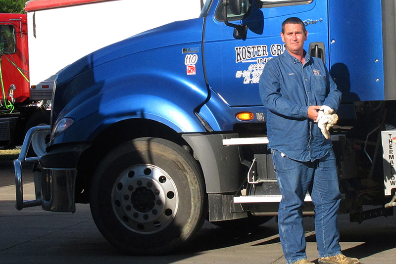 Trucking Industry Looks To Felons To Plug Driver Shortage