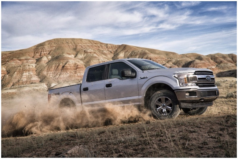 2018 Ford F 150 Pickup Beats Compeors With 26 Mpg Rating
