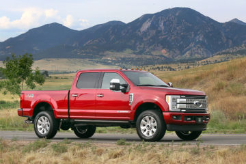 ford f 250 recall