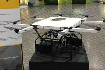 "Workhorse designed and built the ""Horsefly"" delivery drone and expects to have them in commercial service by Christmas."