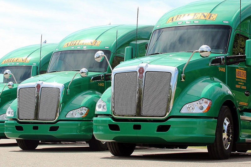 Kenworth T880S trucks