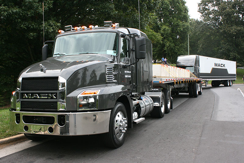 Volvo South Carolina >> Review: Mack's New Anthem Long-Haul Truck Marks Upgrade