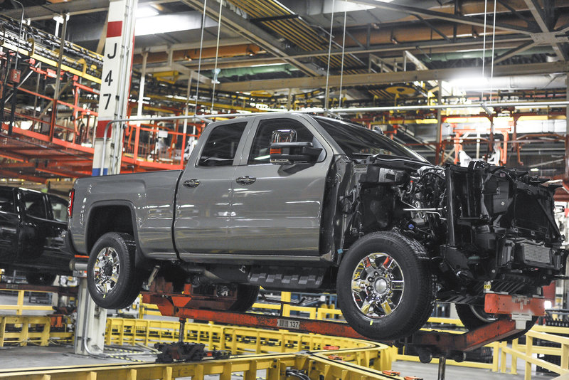 Watch Gm S Duramax Diesel Engine Assembly From Start To Finish