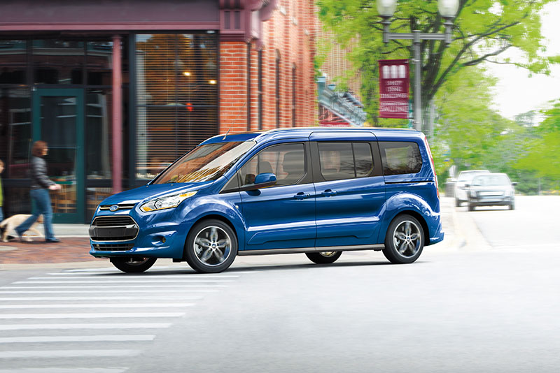 2018 Ford Transit Connect Passenger Wagon