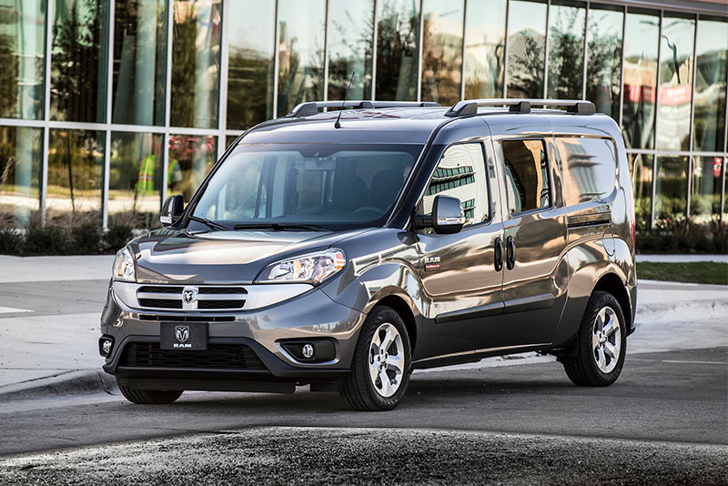 Ranking The Best And Worst Small Cargo Vans Trucks Com