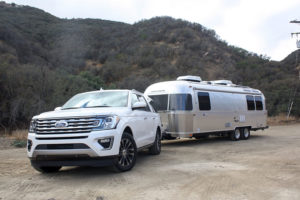 2018 ford expedition with trailer