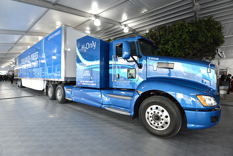 Toyota's 2.2 megawatt hydrogen plant could ignite fuel-cell cars