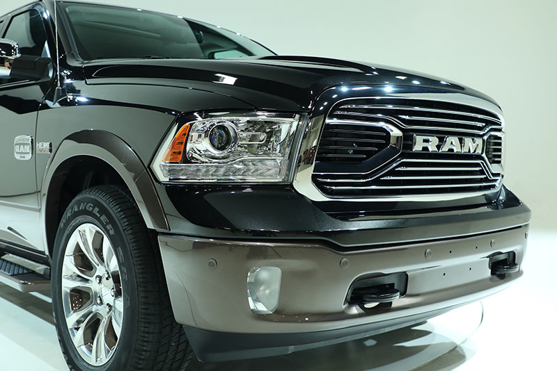 Fiat Chrysler Recalls Almost 1.8 Million Ram Trucks for Shifter Issue