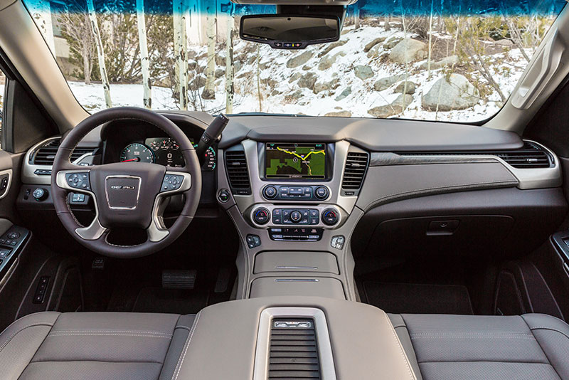 Review 2018 Gmc Yukon Denali Is A Balance Of Power And Practicality