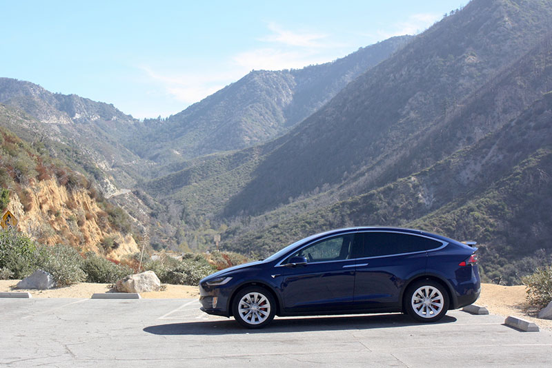 Review Tesla Model X P100d Changes Meaning Of Performance Suv