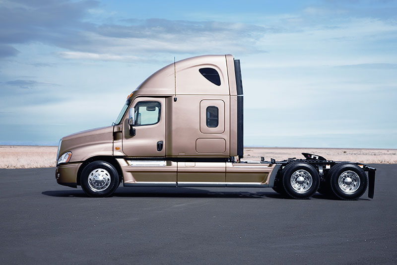 New freightliner Cascadia