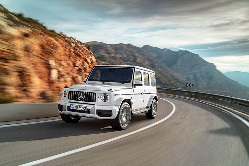 Mercedes-AMG G63 Picture Gallery