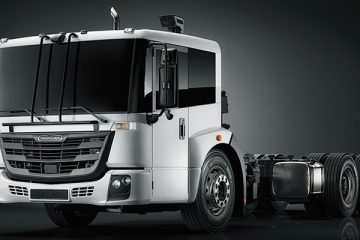 Freightliner Trucks introduced the EconicSD refuse truck at WasteExpo in Las Vegas