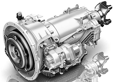 ZF Readying 8-Speed Transmission for Commercial Trucks