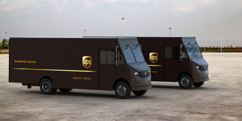 Ups Will Test Thor Medium Duty Electric Truck In Los Angeles