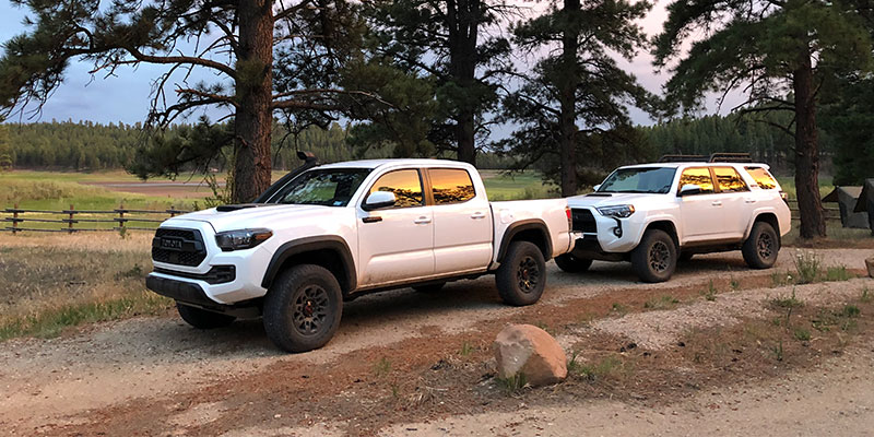 Review Overlanding In Colorado In The 2019 Toyota Trd Pros