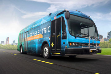 proterra 25 catalyst bus