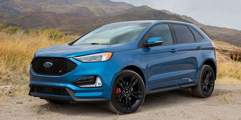 Fords Adventure Ready Edge Suv Hits Showrooms This Month Photo Ford