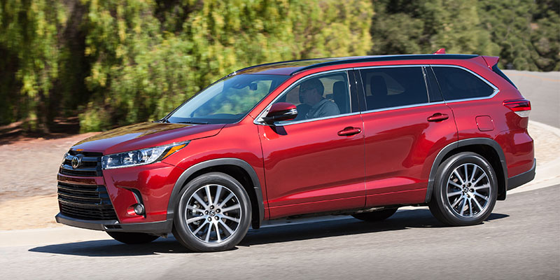 Quick Facts To Know 2018 Toyota Highlander