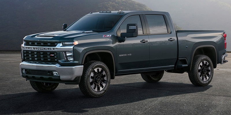 2020 Chevrolet Silverado Hd Revealed Ahead Of 2019 Debut