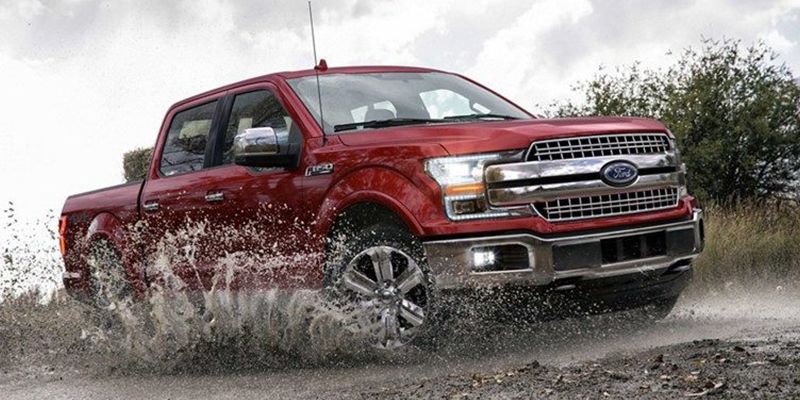 The 2019 Ford F 150 Is Available In Six Trims Photo