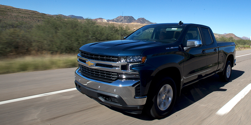 First Drive 2019 Chevy Silverado 4 Cylinder Is A Mixed Bag