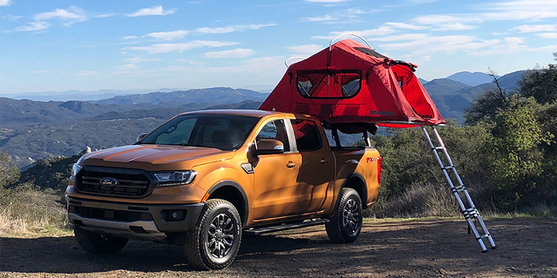 Review 2019 Ford Ranger Fx4 Brings Brains To Off Roading