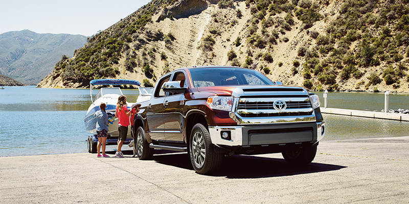 The 2016 Toyota Tundra Earned Highest Score For Full Size Light Duty Pickup Trucks In J D 2019 U S Vehicle Dependability Study