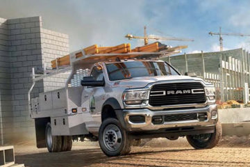 2019 ram chassis medium-duty