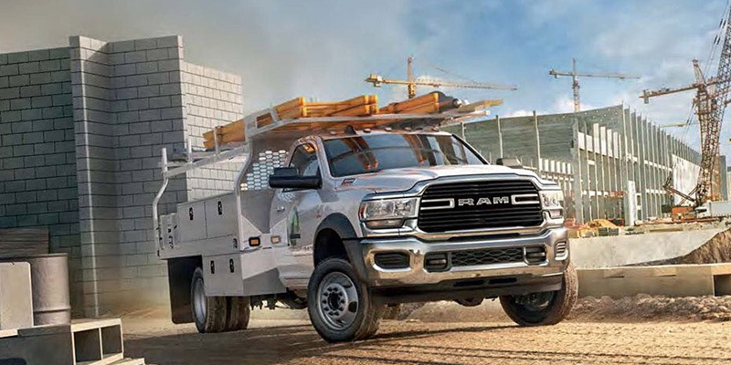 2019 Chicago Auto Show: Ram Beefs Up Chassis Cab to Poach ...