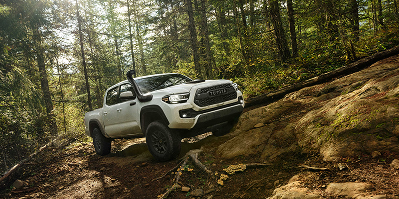 2019 Chicago Auto Show 2020 Toyota Tacoma Gets Off Road Upgrades