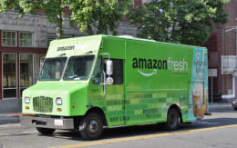 amazon truck e-commerce