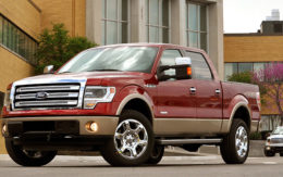 Ford F-150 2011-13