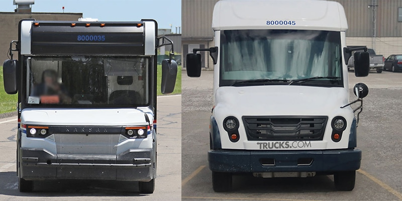Postal Service Wrapping Up Testing of New Mail Truck Prototypes
