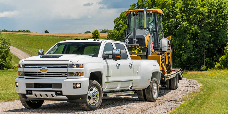 2019 Chevrolet Silverado 3500 HD: Quick Facts to Know ...